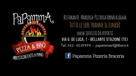 Papamma Ristorante Braceria Pizzeria Forno a legna