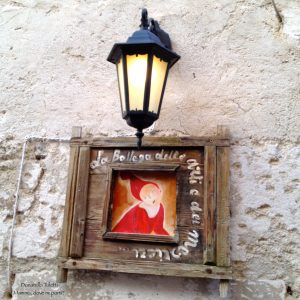 Particolari di Santo Stefano di Sessanio