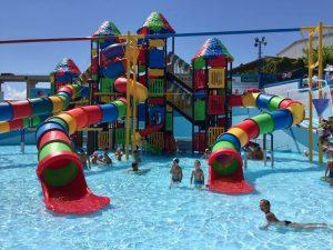 Area Baby Isola Felice Acquapark Onda Blu Tortoreto