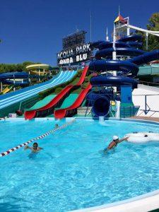 Blue Hole Acquapark Onda Blu Tortoreto