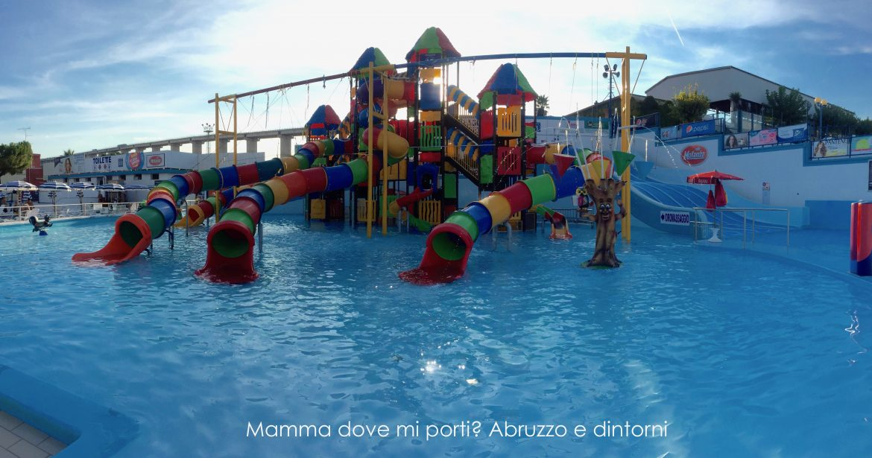 Isola Felice Aquapark Onda Blu