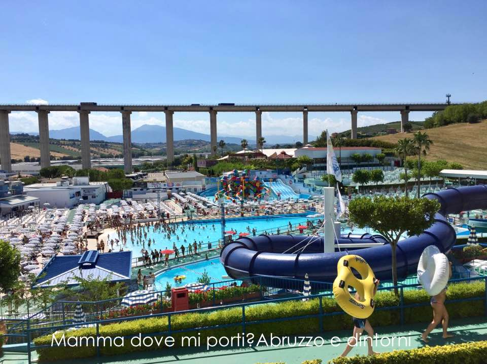 Panoramica 6 Acquapark Onda Blu Tortoreto
