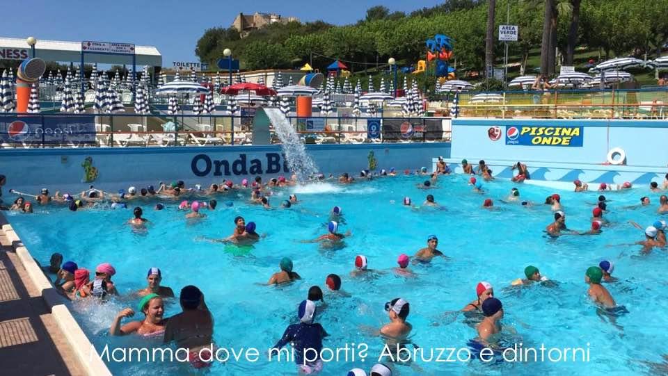 Acquapark Onda Blu a Tortoreto: scivoli, spruzzi e tanto divertimento