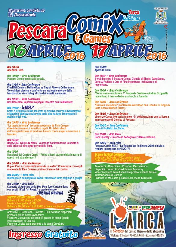 Eventi weekend 15 – 17 aprile 2016 in Abruzzo | Mamma dove mi porti? Abruzzo e dintorni