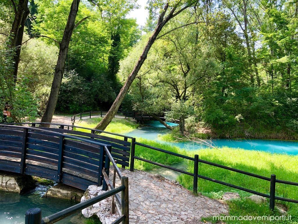 Parco Lavino - Scafa - Pescara