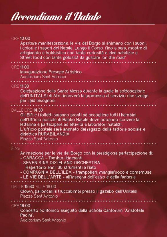 Aspettando il Natale a Mutignano di Pineto (Te) III edizione | Mamma dove mi porti? Abruzzo e dintorni