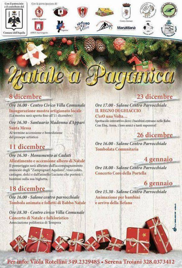Natale 2016: Mercatini di Natale, laboratori e spettacoli in Abruzzo | Mamma dove mi porti? Abruzzo e dintorni