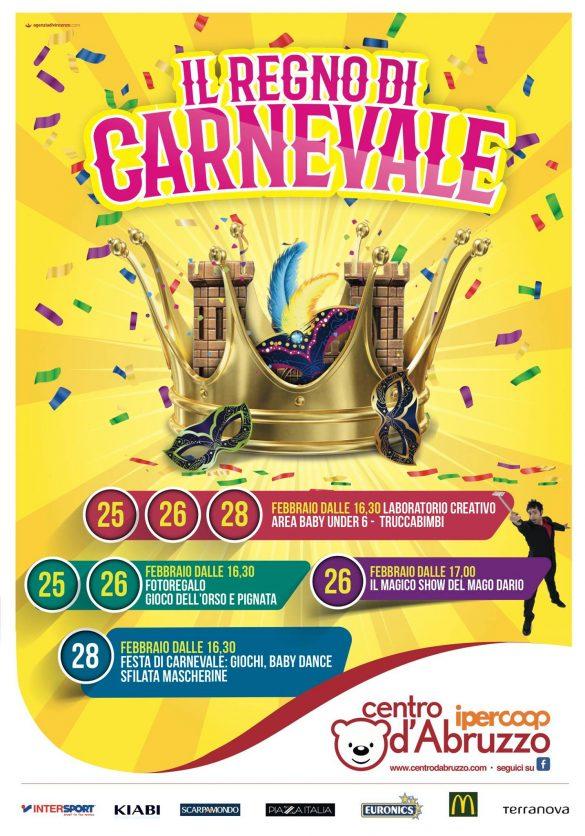 Carnevale 2017 dove festeggiare in Abruzzo