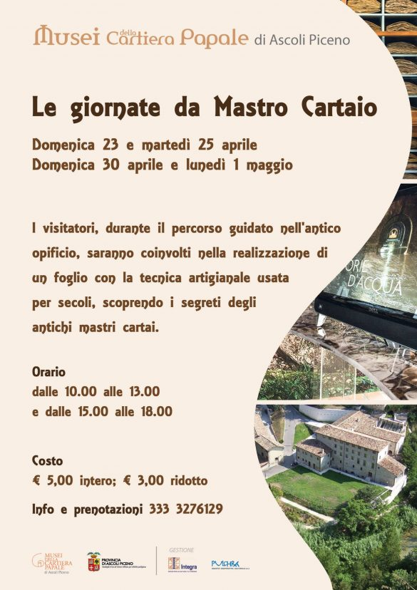 Eventi per famiglie in Abruzzo weekend 21 – 25 aprile 2017