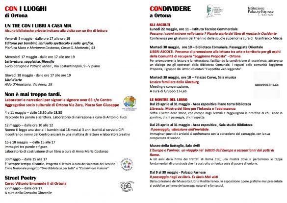 Eventi per famiglie in Abruzzo weekend 5 – 7 maggio 2017