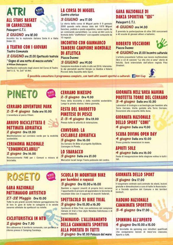 Abruzzo Open Day Summer e non solo – Eventi per famiglie dal 27 maggio al 4 giugno 2017 – Mamma dove mi porti? Abruzzo e dintorni