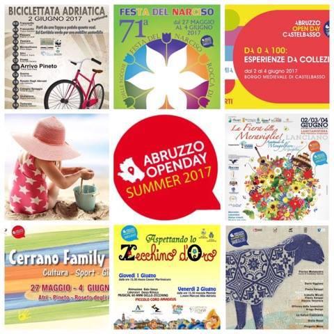 e781b508da01 Abruzzo Open Day Summer e non solo – Eventi per famiglie dal 27 maggio al 4