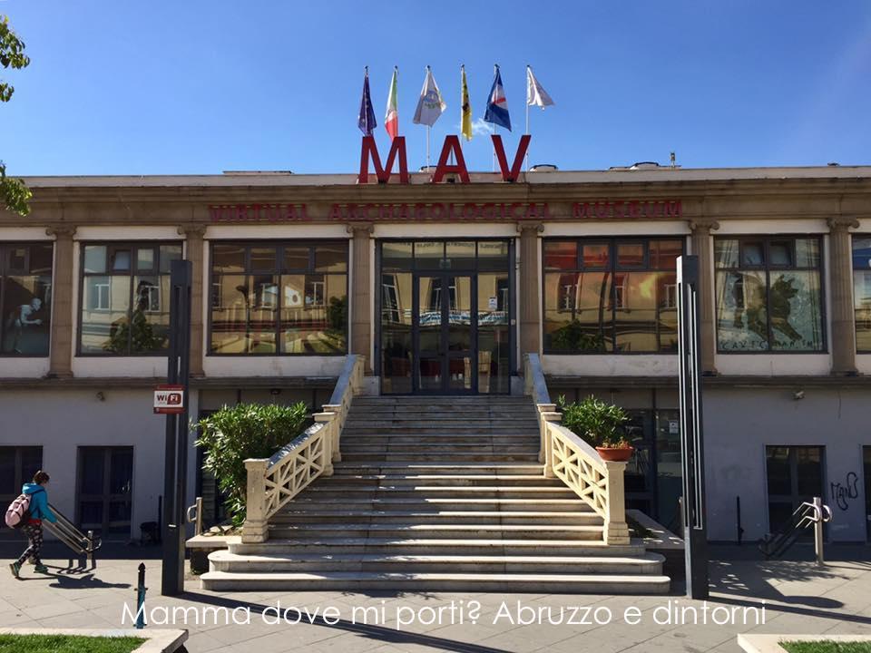 Ingresso-MAV-Museo-Archeologico-Virtuale