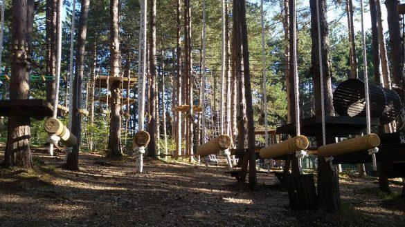 Parco naturale Majella group Guardiagrele - Parco Avventura - Guardiagrele (Ch) - Mamma dove mi porti?