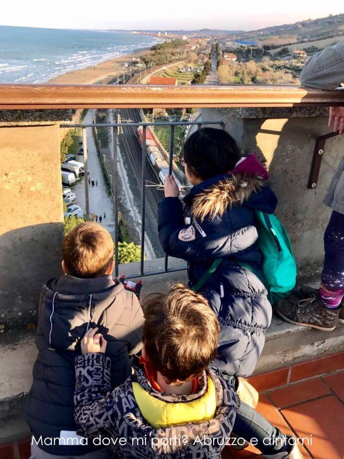 Pineto-torre-del-Cerrano-visuale-dall'alto