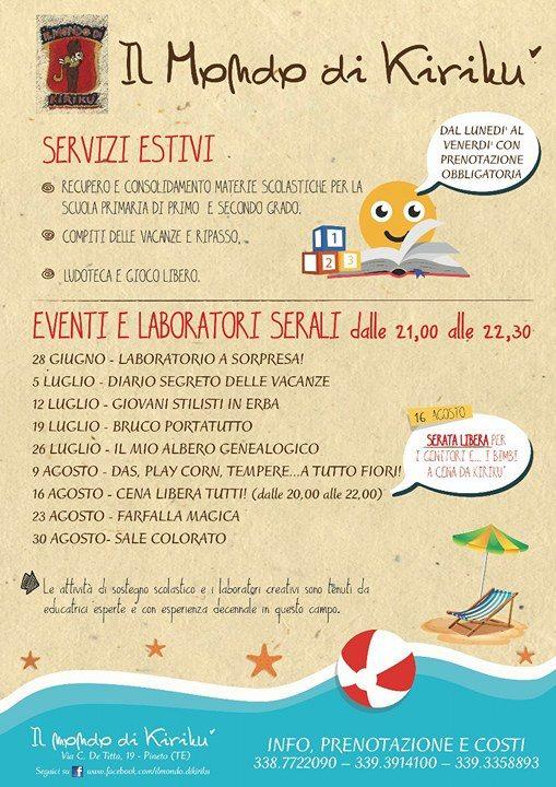 Servizi-estivi-e-laboratori-serali-Il-Mondo-di-Kirikù-Pineto