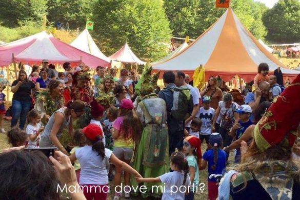 Danza degli Elfi Festa degli Gnomi