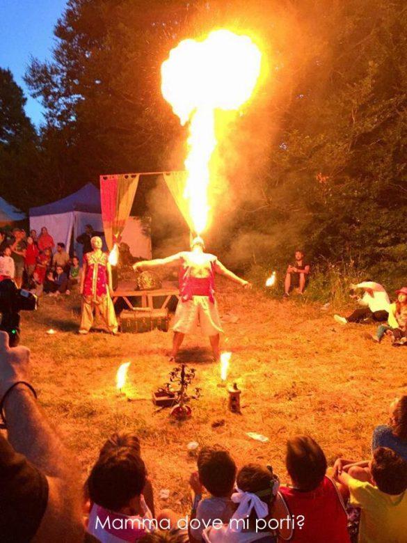 Fachiro Festa degli Gnomi