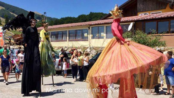 Parata di apertura Festa degli Gnomi