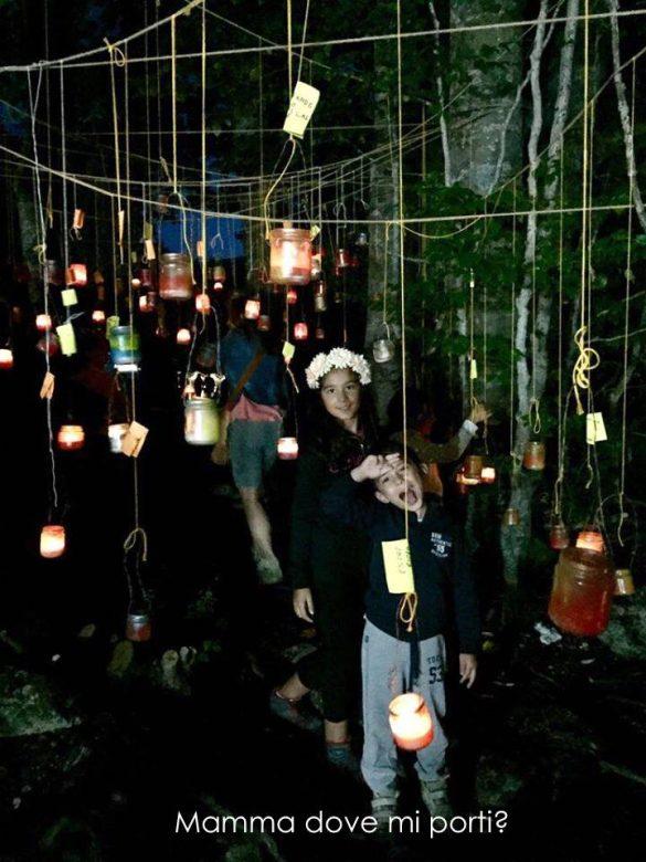 L'albero dei desideri - Festa degli Gnomi