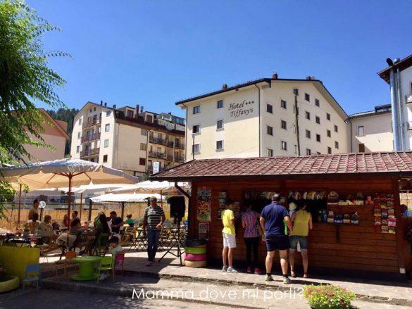 Area Verde Pratone Roccaraso - Montagna con bambini Abruzzo