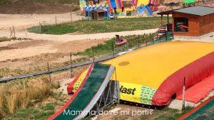 BigAirBag Roccaraso Coppo dell'Orso - Montagna con bambini Abruzzo