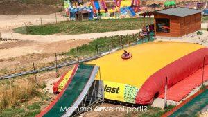BigAirBag Coppo dell'Orso Roccaraso - Montagna con bambini Abruzzo