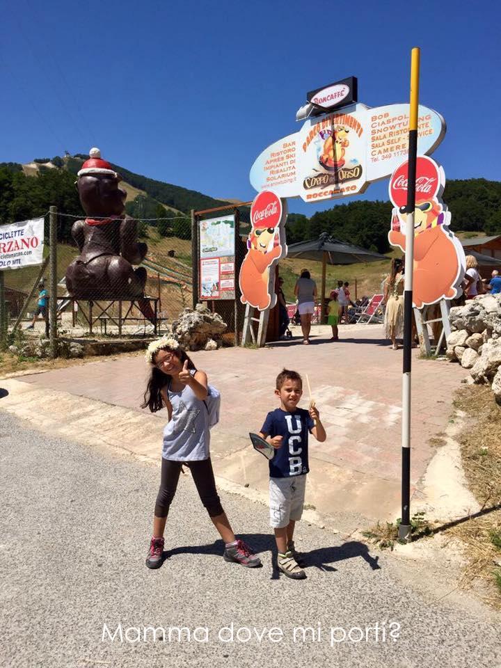 Coppo dell'Orso Roccaraso - Montagna con bambini Abruzzo