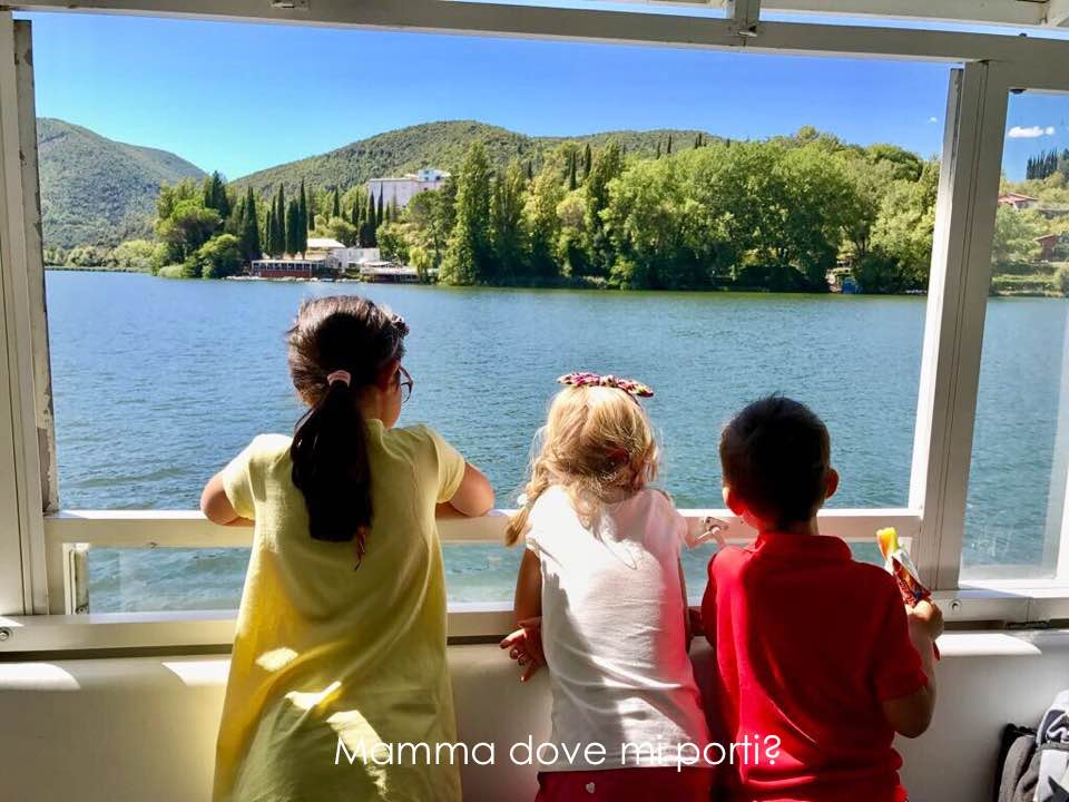 Giro in Battello Lago Piediluco Terni Umbria