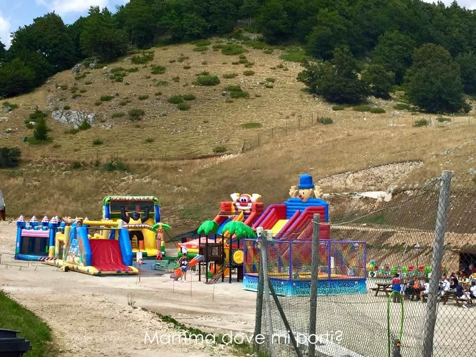 Montagna con bambini in abruzzo roccaraso cosa fare e for Cabina di montagna grande orso