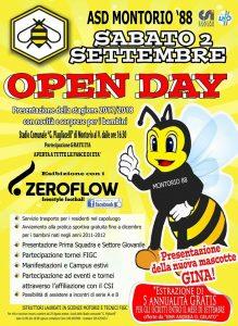 Open Day ASD Montorio 88 - Montorio al Vomano