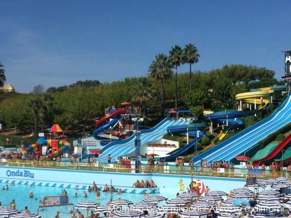 Panoramica 5 Aquapark Onda Blu