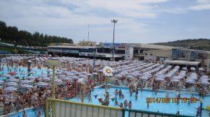 Panoramica Aquapark Onda BLu