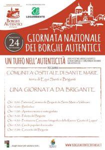 Giornata dei Borghi Autentici - Comunità - Ospitale di Sante Marie - L'Aquila - Eventi per famiglie in Abruzzo