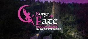 Borgo di Fate - Roccacasale - L'Aquila - Eventi per famiglie in Abruzzo