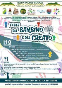 Festa del Bambino e del Creato - Torino di Sangro - Chieti - Eventi per famiglie in Abruzzo