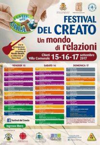 Festival del Creato - Chieti - Eventi per famiglie in Abruzzo