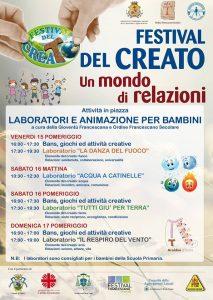 Festival del Creato Laboratori per bambini - Chieti - Eventi per famiglie in Abruzzo