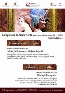 Laboratori per bambini Forte Malatesta - Ascoli Piceno
