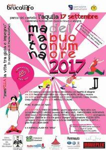 Maratona del Buonumore - L'Aquila