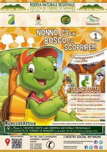 Nonno c'è un Bosco da scoprire - Torino di Sangro - Chieti