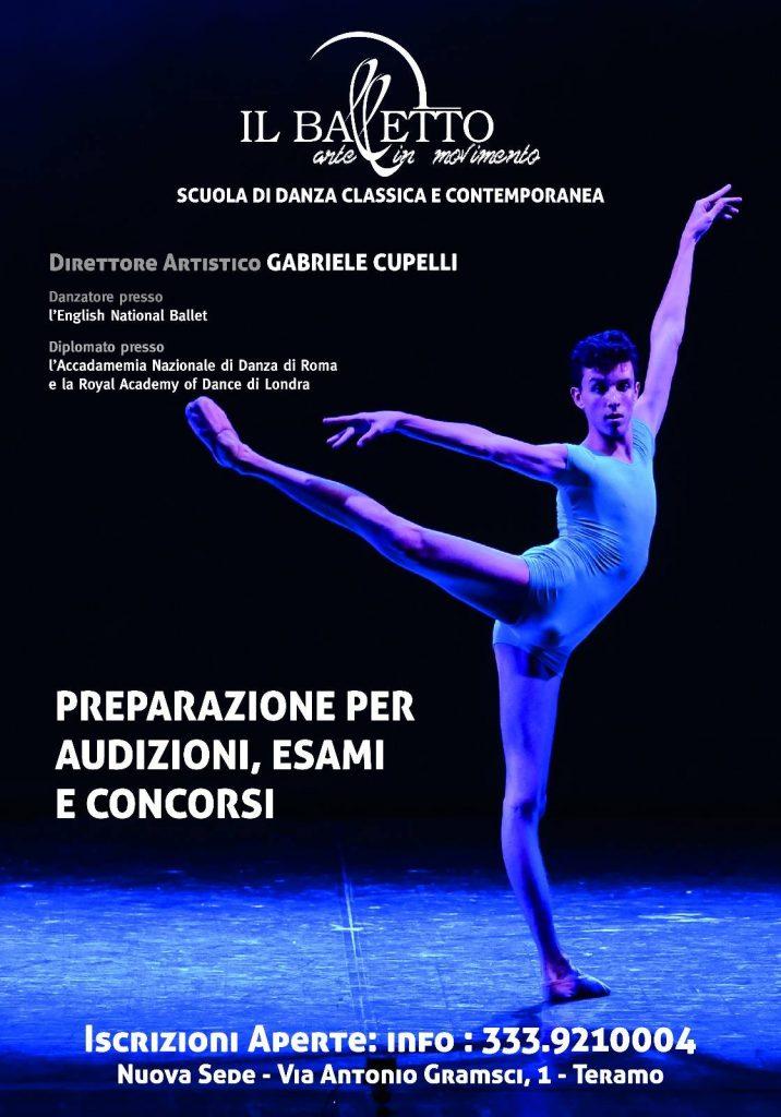Scuola di Danza Il Balletto di Gabriele Cupelli - Teramo