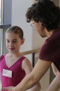 Scuola di Danza Il Balletto di Gabriele Cupelli - Teramo - Stage Cupelli