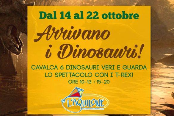 Arrivano i Dinosauri-CC-L'Aquilone-L'Aquila