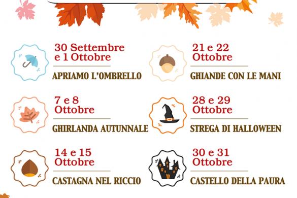 Autunno Bagnato - Centro Commerciale Centro d'Abruzzo - San Giovanni Teatino (Ch)