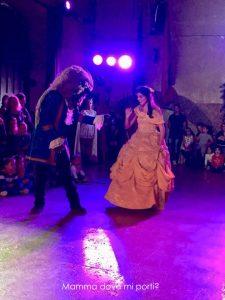 Ballo delle Principesse - La Bella Addormentata - Il Fantistico Mondo del Fantastico-Castello di Lunghezza-Roma