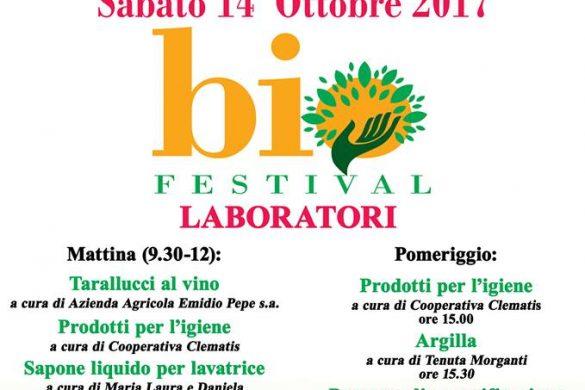 Bio Festival Laboratori - Torano Nuovo - Teramo