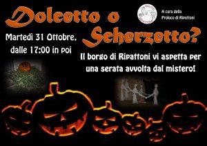 Dolcetto o Scherzetto? - Halloween - Ripattoni - Bellante - Teramo