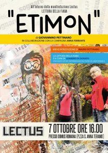 Etimon - Lectus - Letture per bambini - Teramo