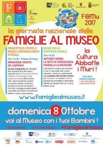 Famiglie al Museo - Ascoli Piceno - Eventi per famiglie in Abruzzo
